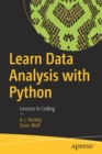 Learn Data Analysis with Python : Lessons in Coding - Book