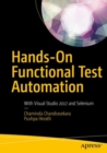 Hands-On Functional Test Automation : With Visual Studio 2017 and Selenium - Book