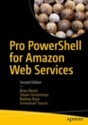 Pro PowerShell for Amazon Web Services - Book