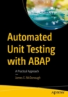 Automated Unit Testing with ABAP : A Practical Approach - eBook