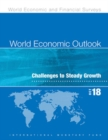 World Economic Outlook, October 2018 (Chinese Edition) : Challenges to Steady Growth - Book