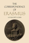 The Correspondence of Erasmus : Letters 2472 to 2634, Volume 18 - Book