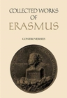 Collected Works of Erasmus : Controversies - Book