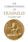 The Correspondence of Erasmus : Letters 2082 to 2203 - eBook