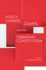 Policy Change, Courts, and the Canadian Constitution - eBook