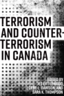 Terrorism and Counterterrorism in Canada - Book