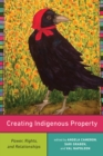 Creating Indigenous Property : Power, Rights, and Relationships - eBook