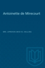 Antoinette de Mirecourt : or, Secret Marrying and Secret Sorrows - eBook