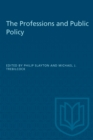 The Professions and Public Policy - eBook