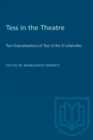 Tess in the Theatre : Two Dramatizations of Tess of the D'Urbervilles - eBook