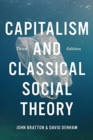 Capitalism and Classical Social Theory - Book