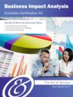 Business Impact Analysis Complete Certification Kit - Core Series for IT - eBook