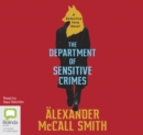 The Department of Sensitive Crimes - Book