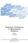 Quantum Coherence in Mesoscopic Systems - eBook