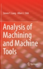 Analysis of Machining and Machine Tools - Book