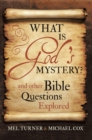 What Is God's Mystery? : And Other Bible Questions Explored - eBook