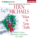 When the Snow Falls - eAudiobook