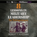 8 Lessons in Military Leadership for Entrepreneurs - eAudiobook
