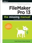 FileMaker Pro 13: The Missing Manual - eBook