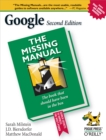 Google: The Missing Manual : The Missing Manual - eBook