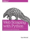 Web Scraping with Python - Book