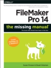 FileMaker Pro 14: The Missing Manual - eBook