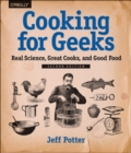 Cooking for Geeks, 2e - Book