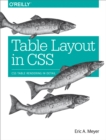 Table Layout in CSS : CSS Table Rendering in Detail - eBook