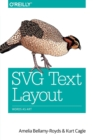 SVG Text Layout - Book