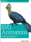 SVG Animations - Book