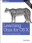 Learning Unix for OS X, 2e - Book