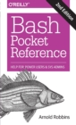 Bash Pocket Reference 2e - Book