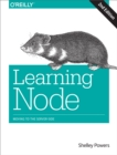 Learning Node : Moving to the Server-Side - eBook