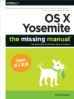 OS X Yosemite: The Missing Manual - eBook