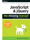 JavaScript & jQuery: The Missing Manual - eBook