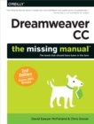 Dreamweaver CC: The Missing Manual : Covers 2014 release - eBook