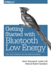 Getting Started with Bluetooth Low Energy - Book