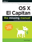 OS X El Capitan: The Missing Manual - eBook