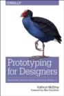Prototyping for Designers - Book