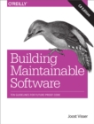 Building Maintainable Software, C# Edition : Ten Guidelines for Future-Proof Code - eBook