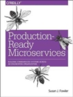 Production-Ready Microservices - Book