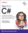 Head First C#, 4e - Book