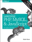 Learning PHP, MySQL & JavaScript 5e - Book