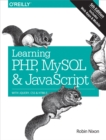 Learning PHP, MySQL & JavaScript : With jQuery, CSS & HTML5 - eBook