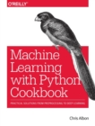 Machine Learning with Python Cookbook - Book