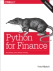 Python for Finance : Mastering Data-Driven Finance - eBook