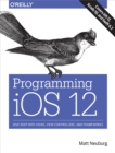 Programming iOS 12 : Dive Deep into Views, View Controllers, and Frameworks - eBook