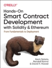 Hands-On Smart Contract Development with Solidity and Ethereum : From Fundamentals to Deployment - Book