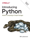 Introducing Python : Modern Computing in Simple Packages - Book