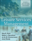 Leisure Services Management - Book